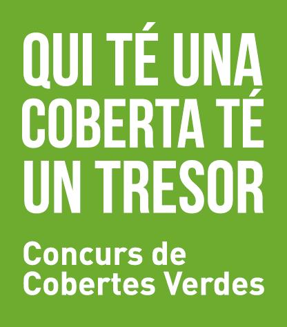 Concurso cubiertas verdes Barcelona
